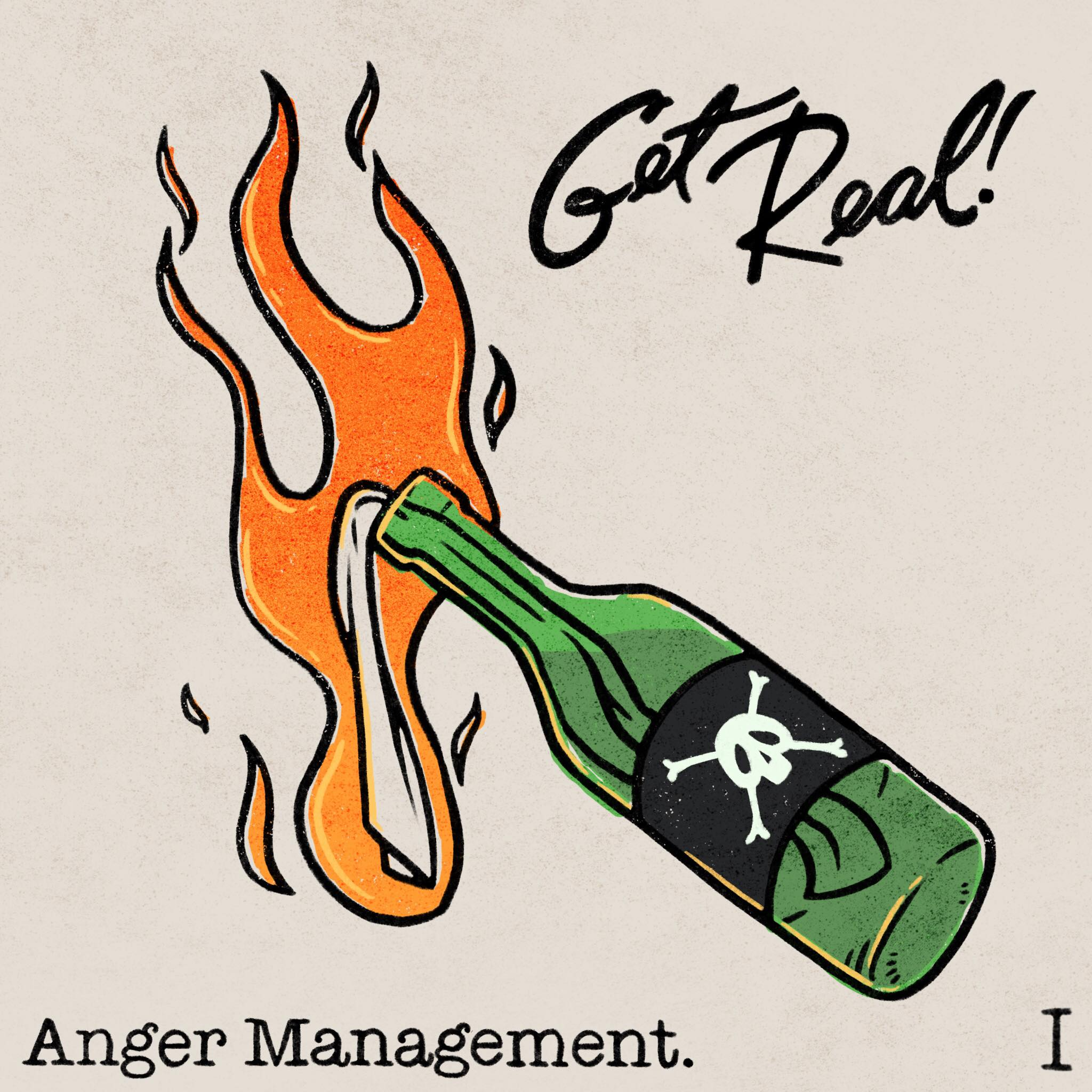 Anger Management EP by Get Real band