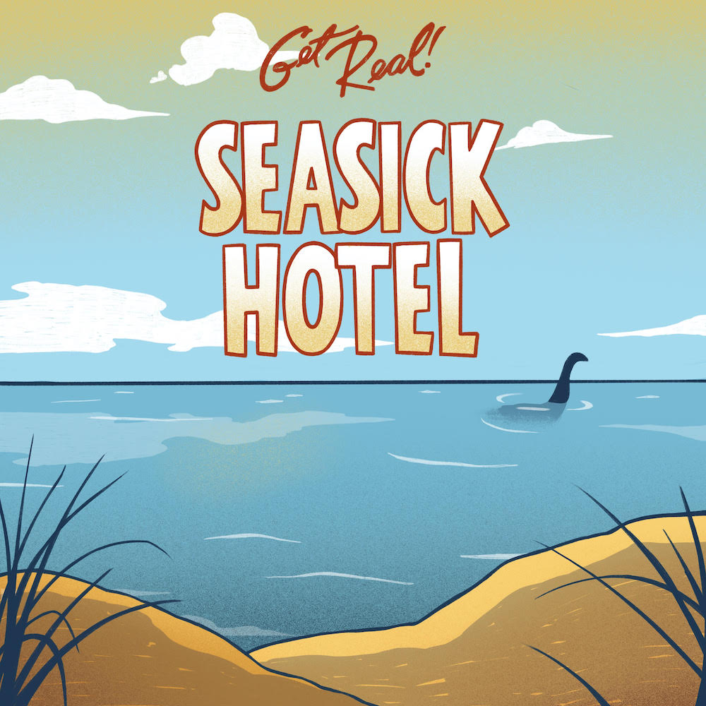 Seasick Hotel (Album) by Get Real band