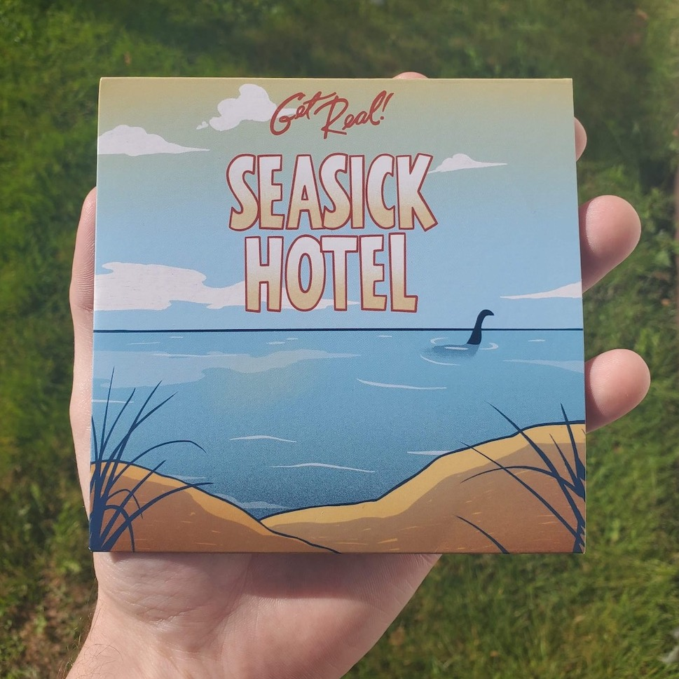 Seasick Hotel (Physical CD Copy)